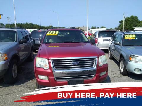 2008 Ford Explorer for sale at Marino's Auto Sales in Laurel DE