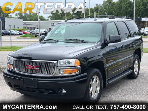 2005 GMC Yukon for sale at Carterra in Norfolk VA