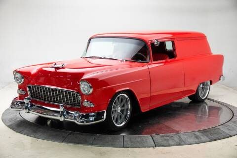 1955 Chevrolet 150 for sale at Duffy's Classic Cars in Cedar Rapids IA
