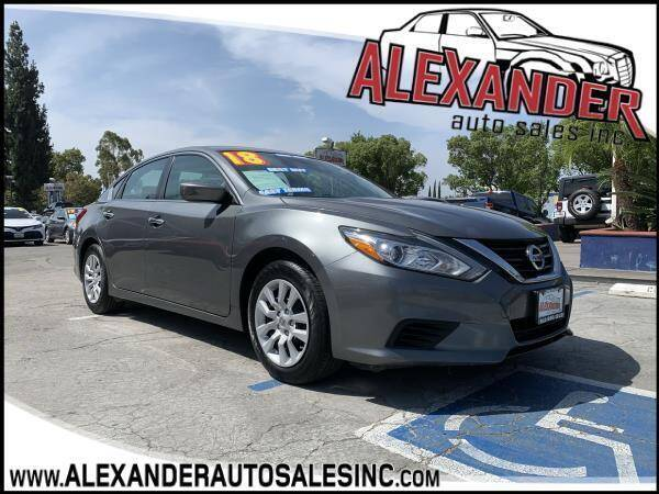 2018 Nissan Altima for sale in Whittier, CA