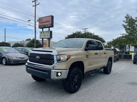 2019 Toyota Tundra for sale at Autohaus of Greensboro in Greensboro NC