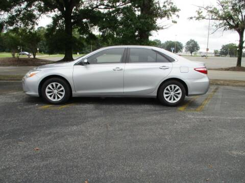 2016 Toyota Camry for sale at A & P Automotive in Montgomery AL