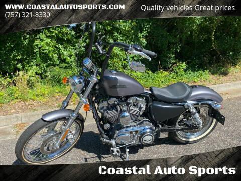 2016 Harley-Davidson XL1200V Seventy-Two for sale at Coastal Auto Sports in Chesapeake VA