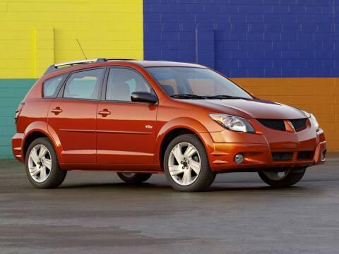 2004 Pontiac Vibe for sale at Sundance Chevrolet in Grand Ledge MI