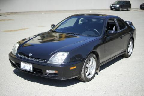 2001 Honda Prelude for sale at Sports Plus Motor Group LLC in Sunnyvale CA