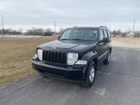 2009 Jeep Liberty for sale at CARLUX in Fortville IN