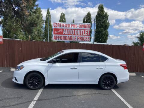 2018 Nissan Sentra for sale at Flagstaff Auto Outlet in Flagstaff AZ