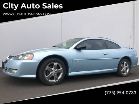 2004 Dodge Stratus for sale at City Auto Sales in Sparks NV