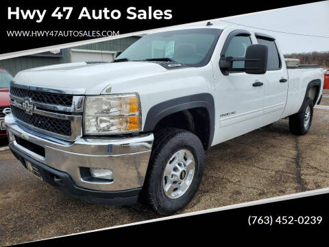 2011 Chevrolet Silverado 2500HD for sale at Hwy 47 Auto Sales in Saint Francis MN