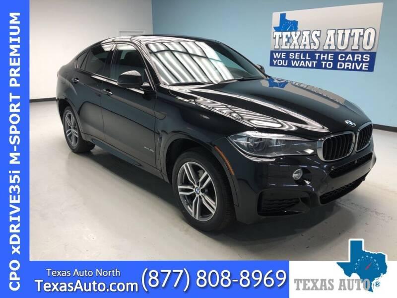 2017 BMW X6 for sale in Houston, TX