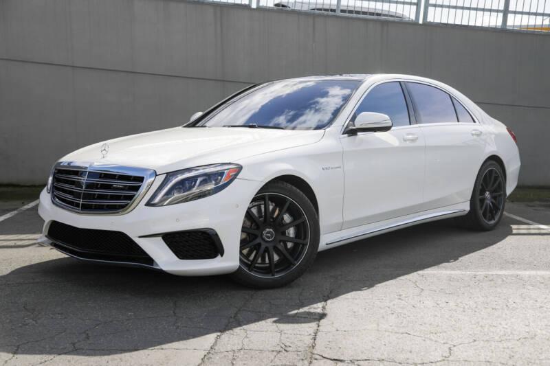 2015 Mercedes-Benz S-Class for sale at Zadart in Bellevue WA