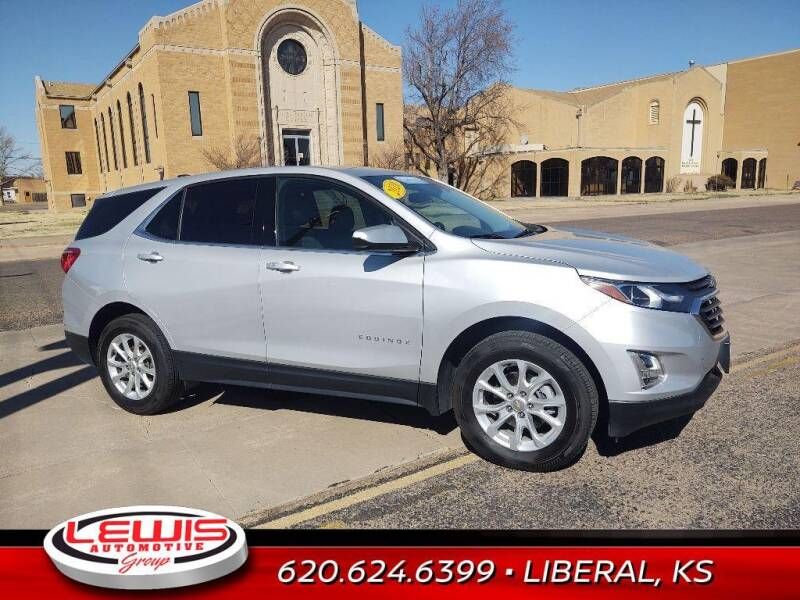2020 Chevrolet Equinox for sale at Lewis Chevrolet Buick of Liberal in Liberal KS