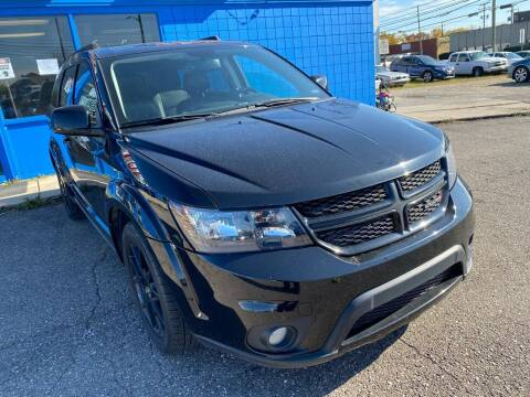 2018 Dodge Journey for sale at M-97 Auto Dealer in Roseville MI