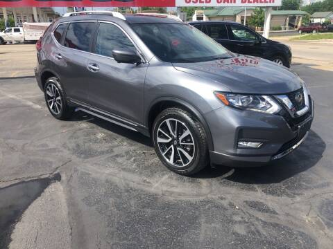 2020 Nissan Rogue for sale at N & J Auto Sales in Warsaw IN