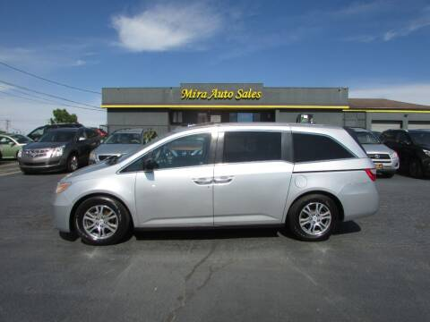 2012 Honda Odyssey for sale at MIRA AUTO SALES in Cincinnati OH