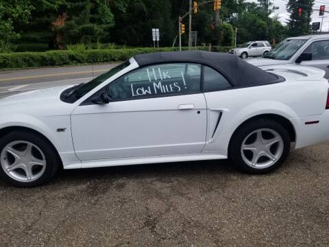 2000 Ford Mustang for sale at Action Auto Sales in Parkersburg WV