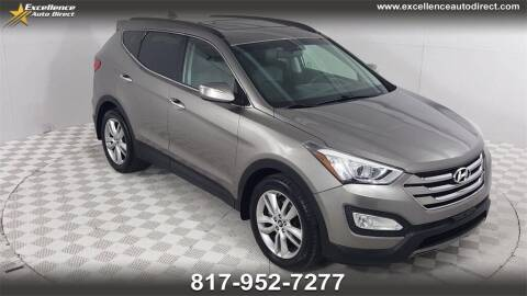 2014 Hyundai Santa Fe Sport for sale at Excellence Auto Direct in Euless TX