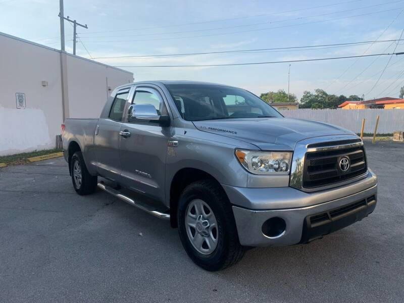 2012 Toyota Tundra for sale in Hialeah, FL