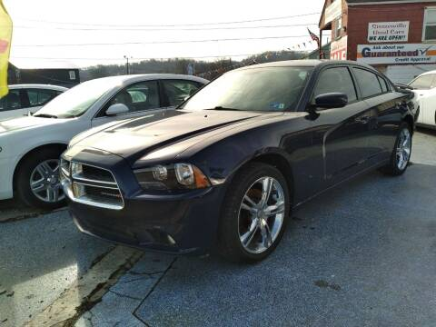 2014 Dodge Charger for sale at Sissonville Used Cars in Charleston WV