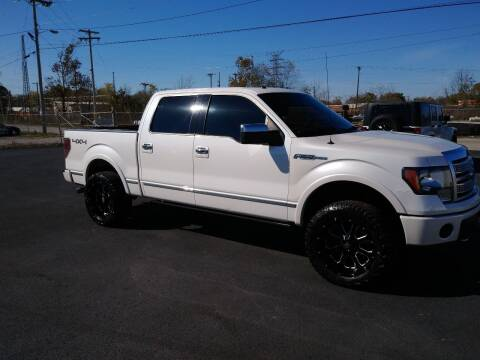 2010 Ford F-150 for sale at Big Boys Auto Sales in Russellville KY