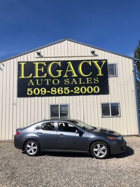 2009 Acura TSX for sale at Legacy Auto Sales in Toppenish WA
