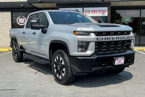 2020 Chevrolet Silverado 2500HD for sale at Michaels Auto Plaza in East Greenbush NY