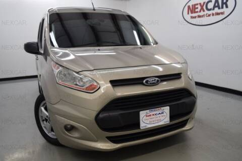 2016 Ford Transit Connect Wagon for sale at Houston Auto Loan Center in Spring TX
