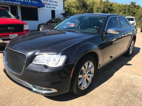 2016 Chrysler 300 for sale at Discount Auto Company in Houston TX