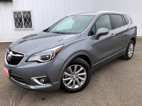 2019 Buick Envision for sale at STATELINE CHEVROLET BUICK GMC in Iron River MI