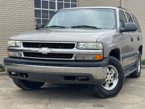 2003 Chevrolet Tahoe for sale at Quality Auto of Collins in Collins MS