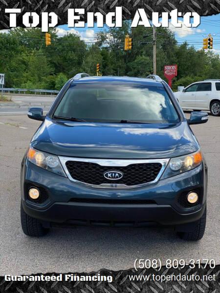 2011 Kia Sorento for sale at Top End Auto in North Atteboro MA