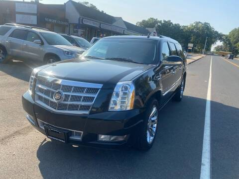 2012 Cadillac Escalade ESV for sale at Manchester Motors in Manchester CT