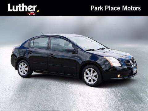 2009 Nissan Sentra for sale at Park Place Motor Cars in Rochester MN