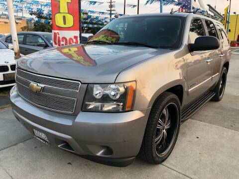 2007 Chevrolet Tahoe for sale at Plaza Auto Sales in Los Angeles CA