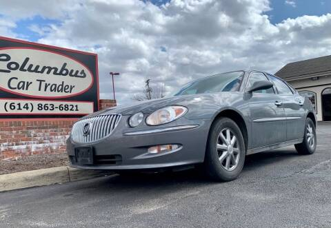2009 Buick LaCrosse for sale at Columbus Car Trader in Reynoldsburg OH