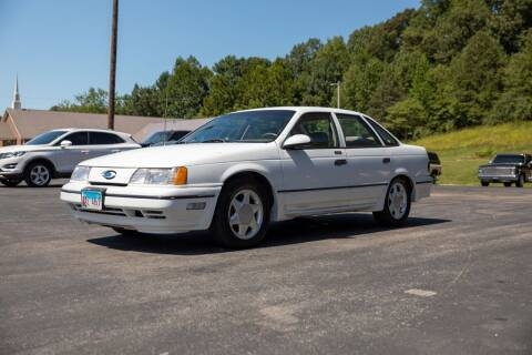 1991 Ford Taurus for sale at Curts Classics in Dongola IL