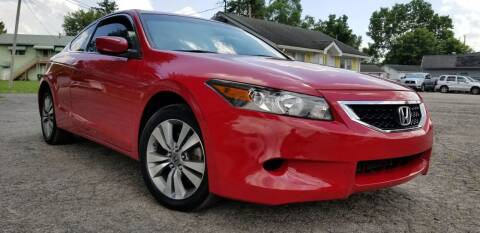 2008 Honda Accord for sale at Sinclair Auto Inc. in Pendleton IN