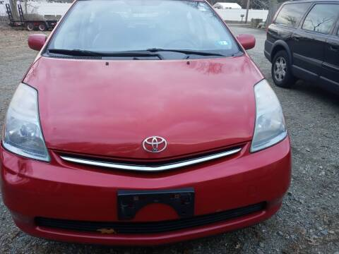 2007 Toyota Prius for sale at Maple Street Auto Sales in Bellingham MA