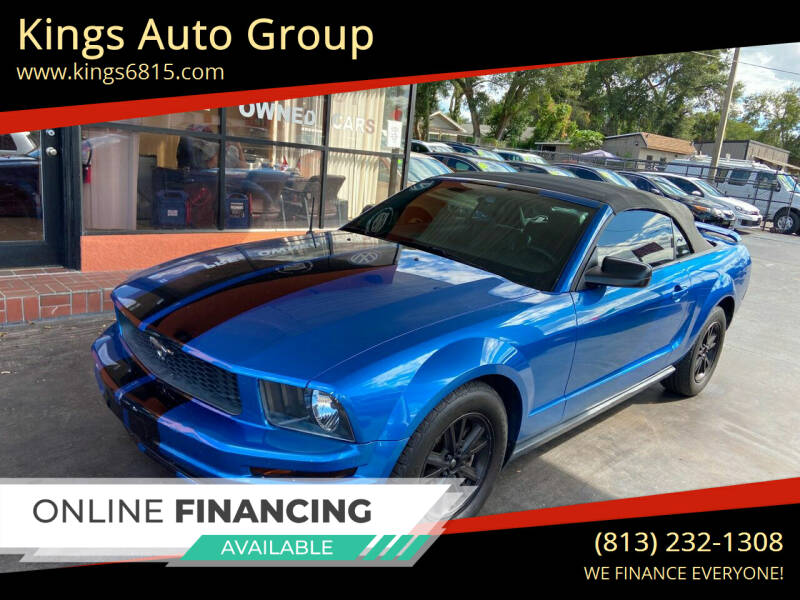2006 Ford Mustang for sale at Kings Auto Group in Tampa FL