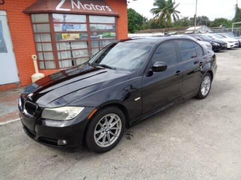 2010 BMW 3 Series for sale at Z MOTORS INC in Hollywood FL