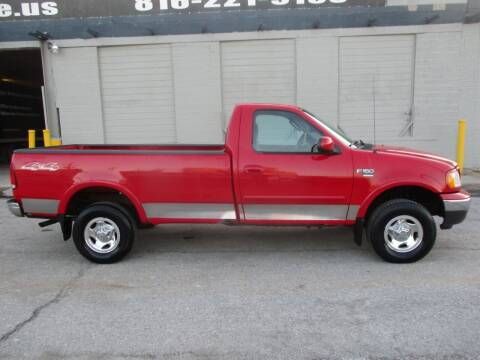 2002 Ford F-150 for sale at Ideal Auto in Kansas City KS