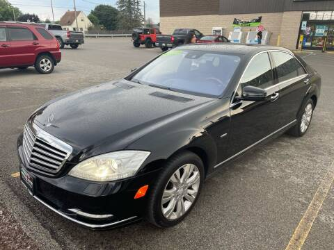 2010 Mercedes-Benz S-Class for sale at Trocci's Auto Sales in West Pittsburg PA