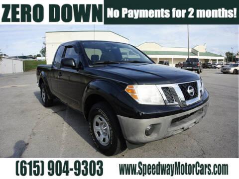 2011 Nissan Frontier for sale at Speedway Motors in Murfreesboro TN
