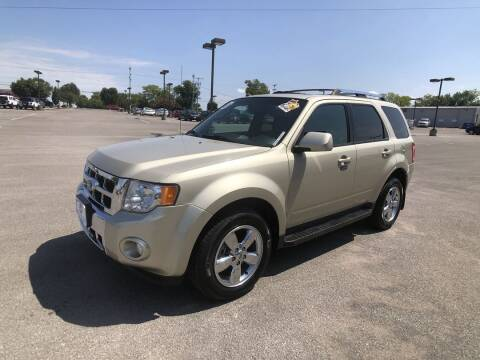 2011 Ford Escape for sale at ADKINS CITY AUTO in Murfreesboro TN