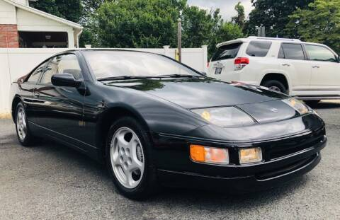 1991 Nissan 300ZX for sale at HD Auto Sales Corp. in Reading PA