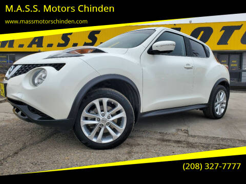 2016 Nissan JUKE for sale at M.A.S.S. Motors Chinden in Garden City ID