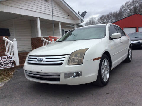 2008 Ford Fusion for sale at Ace Auto Sales - $1200 DOWN PAYMENTS in Fyffe AL