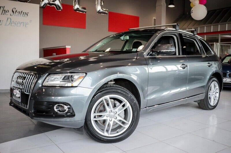 2016 Audi Q5 for sale at Quality Auto Center in Springfield NJ