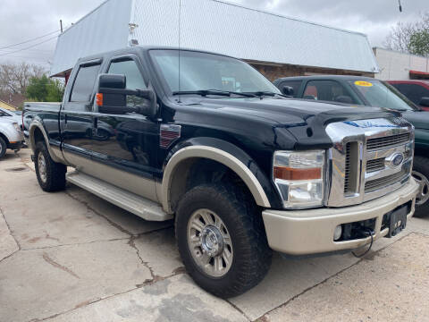 2008 Ford F-250 Super Duty for sale at PYRAMID MOTORS AUTO SALES in Florence CO