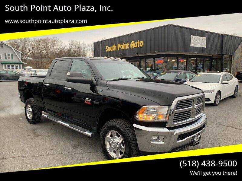 2012 RAM Ram Pickup 2500 for sale at South Point Auto Plaza, Inc. in Albany NY